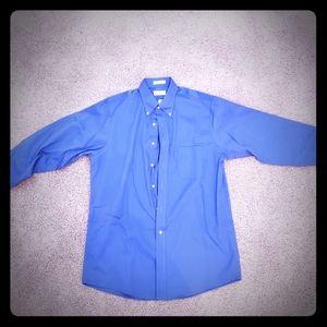 Van Heusen Dress Shirt - Wrinkle Free